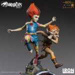 Thundercats Wily Kit and Wily Kat Statue 011