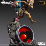 Thundercats Wily Kit and Wily Kat Statue 012