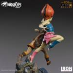 Thundercats Wily Kit and Wily Kat Statue 013