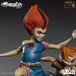 Thundercats Wily Kit and Wily Kat Statue 014