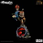 Thundercats Wily Kit and Wily Kat Statue 015