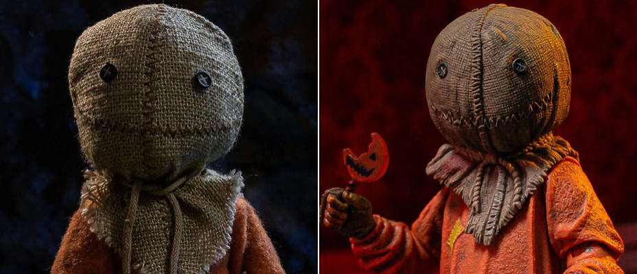 Trick 'r Treat - Sam Retro and Ultimate Figures - Toyark Photo Shoot