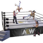 AEW Collectors Ring ActionShot 01