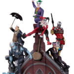 Batman Rogues Gallery Full Multi Part Statue