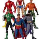 DC Essentials Justice League 6 Pack