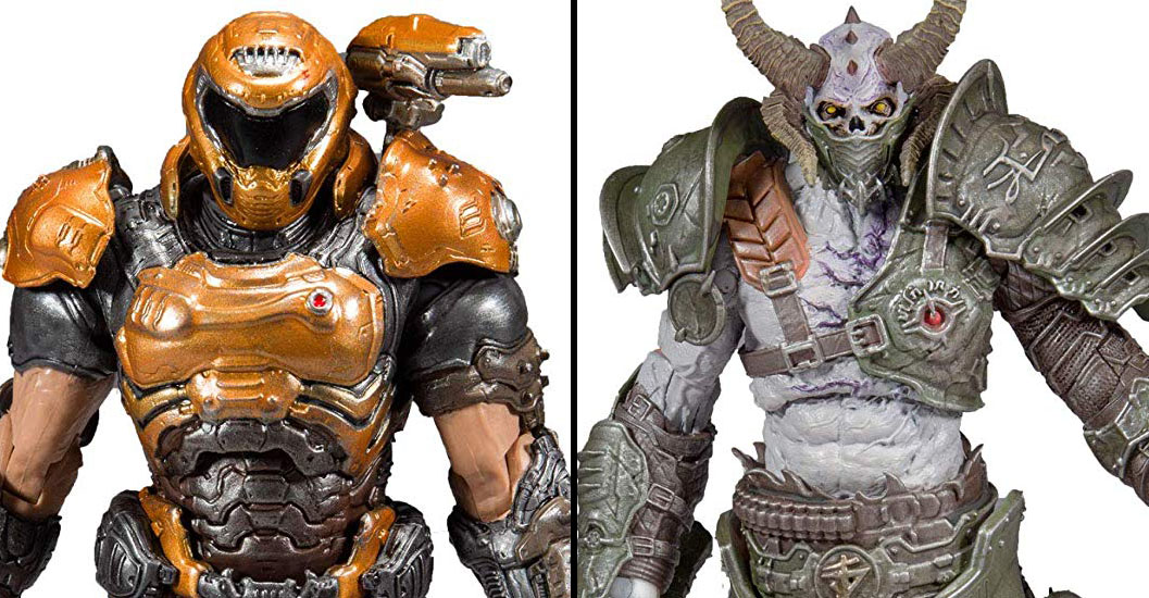 Doom Eternal McFarlane