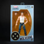 E8707 PROD MVL LEGENDS XMEN EXCL WKRP CINCINATTI LOGAN BONE CLAWS INPACK BLACK