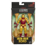 E87085L00 Marvel Legends Iron Man 2020 pkg