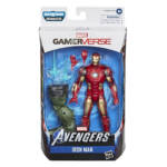 E91825L00 Marvel Avengers Gamerverse Iron Man pkg