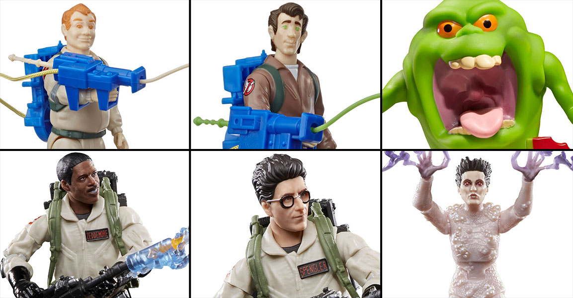 Hasbro Ghostbusters TF2020