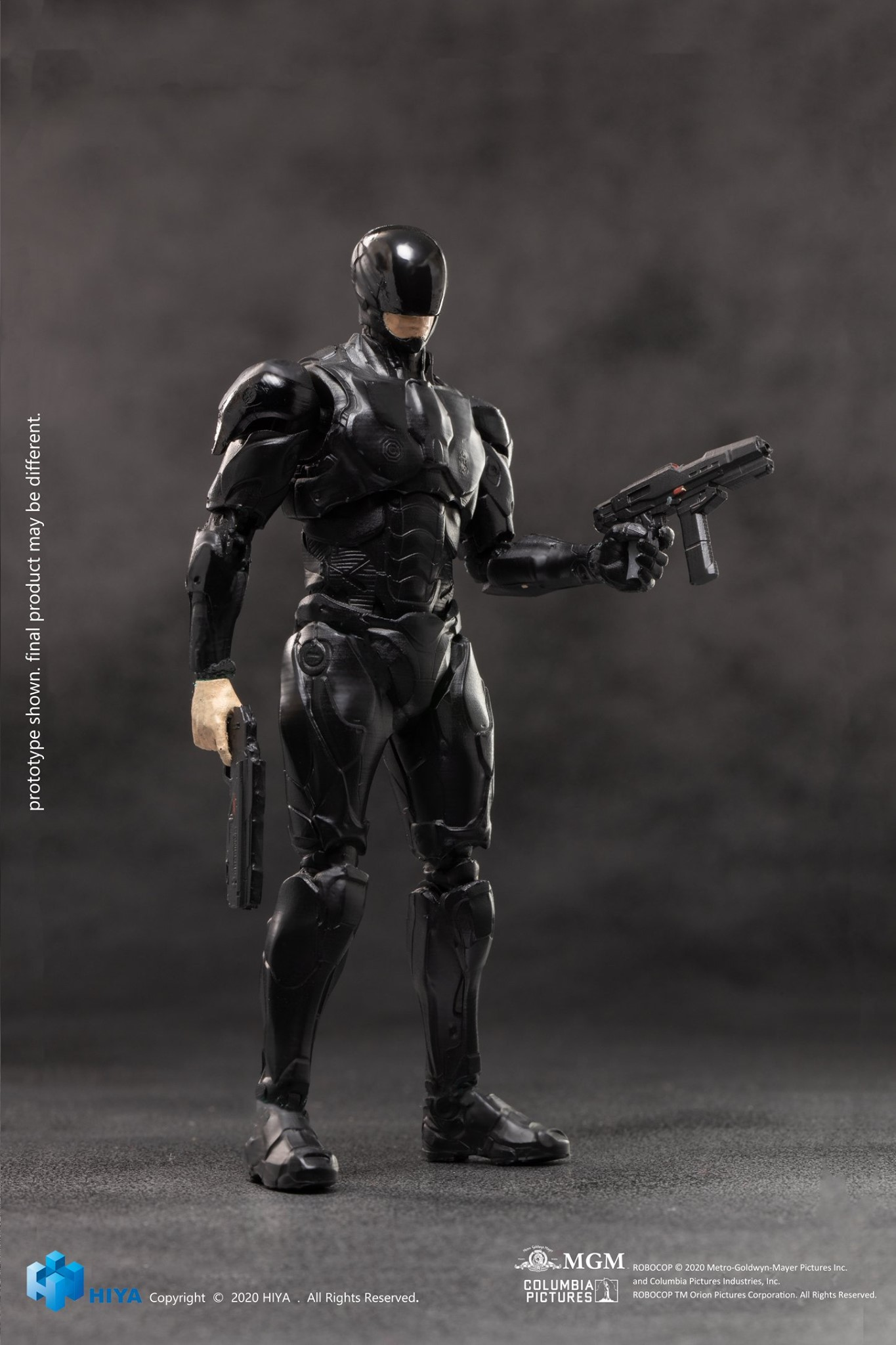 Hiya Robocop 2014 Preview