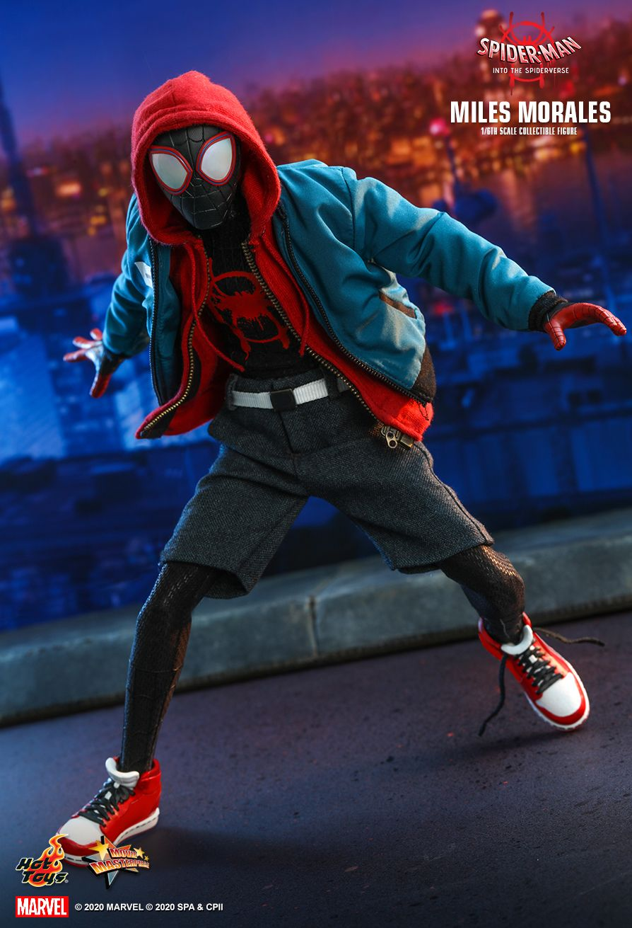 Hot Toys Miles Morales 13