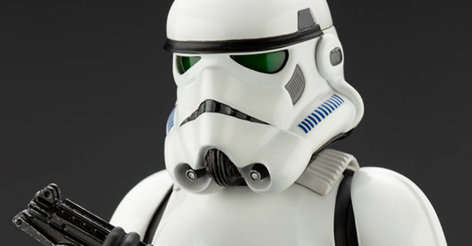 Koto New Hope Stormtrooper 011