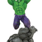MARVEL PREMIER COLLECTION COMIC HULK STATUE