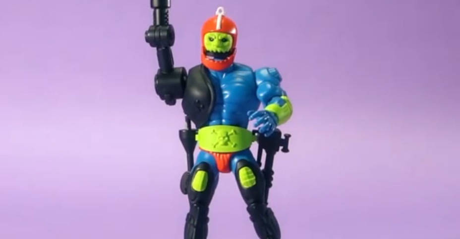 MOTU Origins Trap Jaw Preview