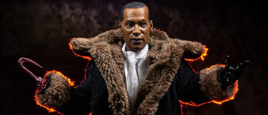 Candyman: Farewell To The Flesh - 8-Inch Scale Candyman Figure by NECA - Toyark Photo Shoot