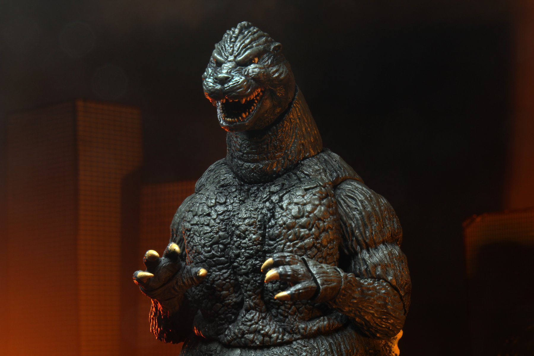 Toy Fair 2020 - Godzilla Figure from Godzilla vs Biollante ...