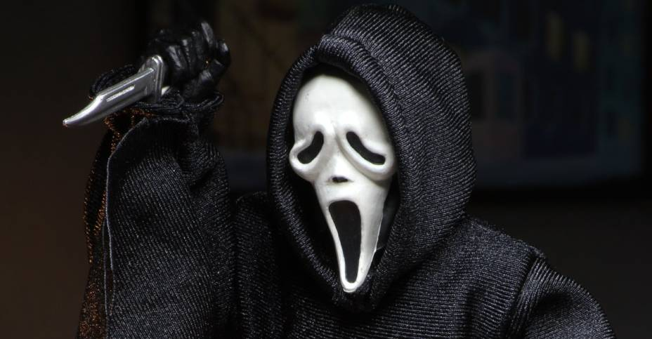 NECA Scream 8 Inch Ghostface 008