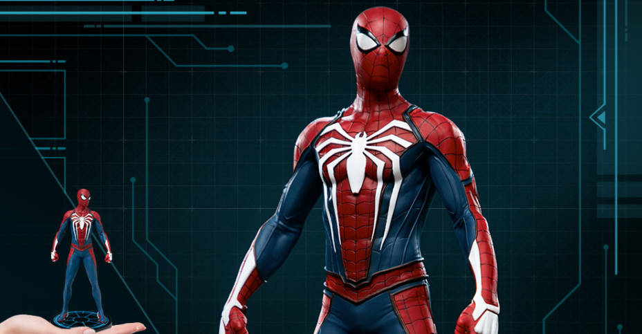 PCS Spider Man PS4 018