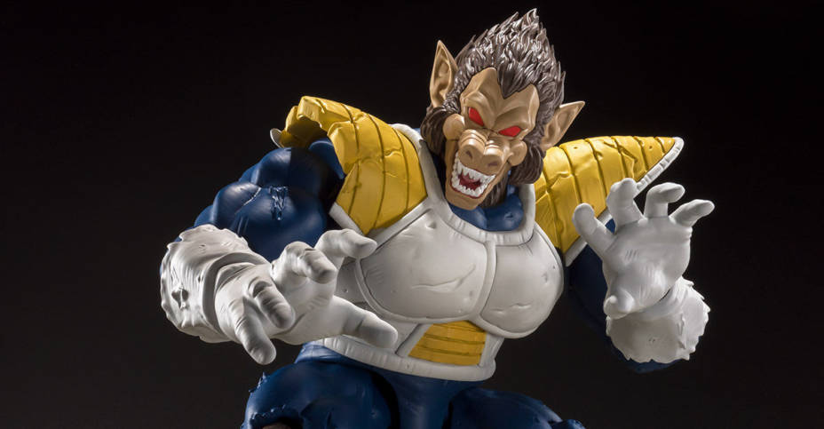 SH Figuarts Great Ape Vegeta 003