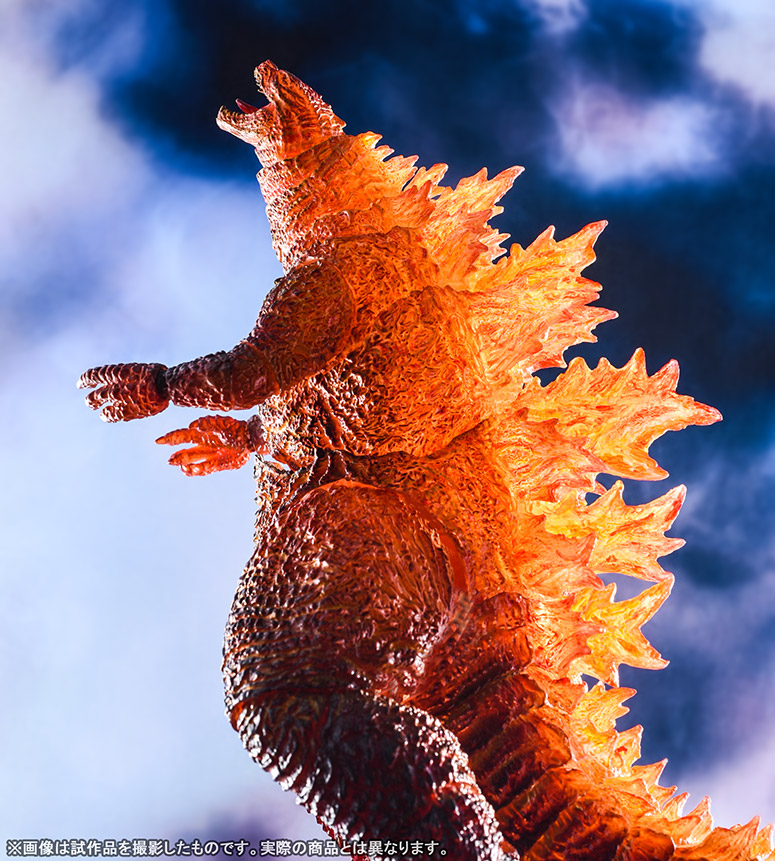 SH MonsterArts 2019 Burning Godzilla 004