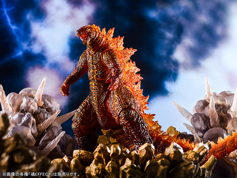 SH MonsterArts 2019 Burning Godzilla 005