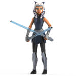 STAR WARS GALAXY OF ADVENTURES 5 INCH AHSOKA TANO Figure oop 2