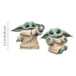 STAR WARS THE BOUNTY COLLECTION THE CHILD 2.2 inch Collectibles 3