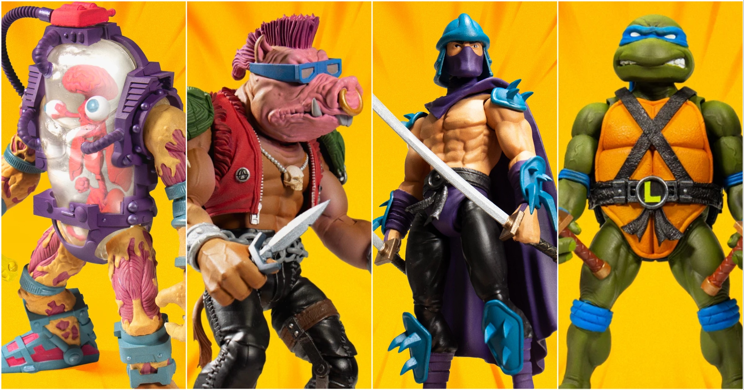 TMNT Ultimates Wave 2