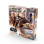 TROUBLE STAR WARS THE MANDALORIAN EDITION Game in pck 3