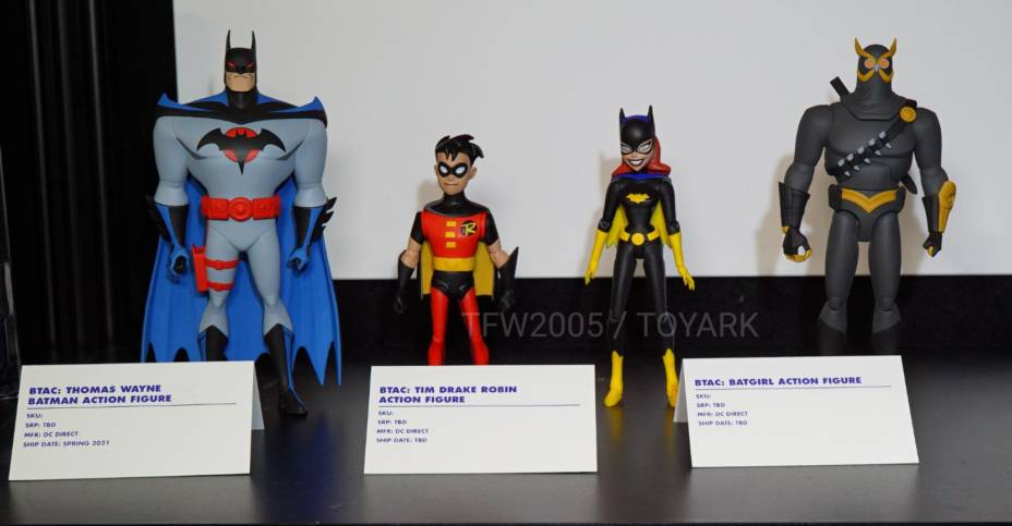 Toy Fair 2020 DC Direct Figures 001