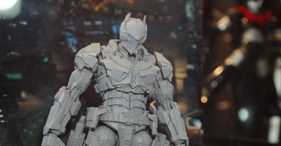 Toy Fair 2020 Flame Toys Arkham Knight 003