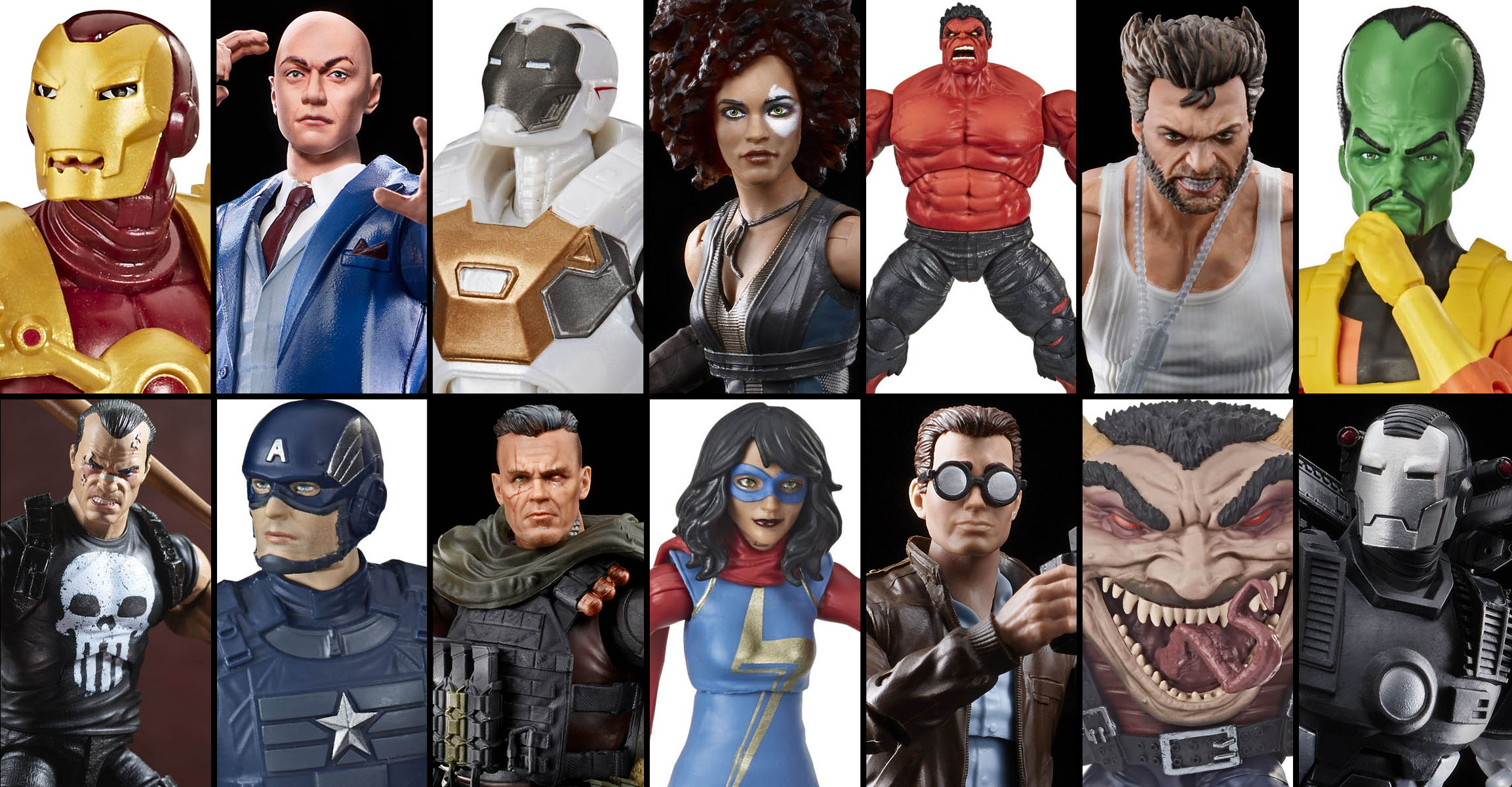 Toy Fair 2020 Marvel Legends
