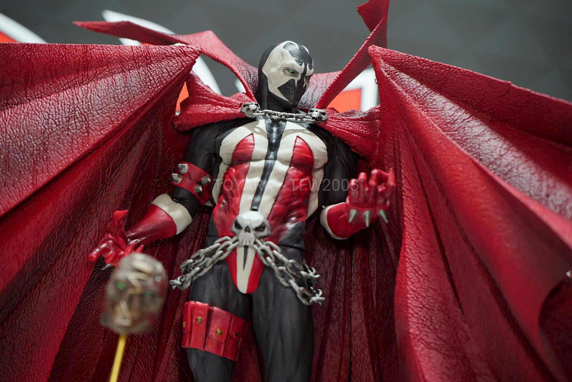 Toy Fair 2020 McFarlane Spawn 032