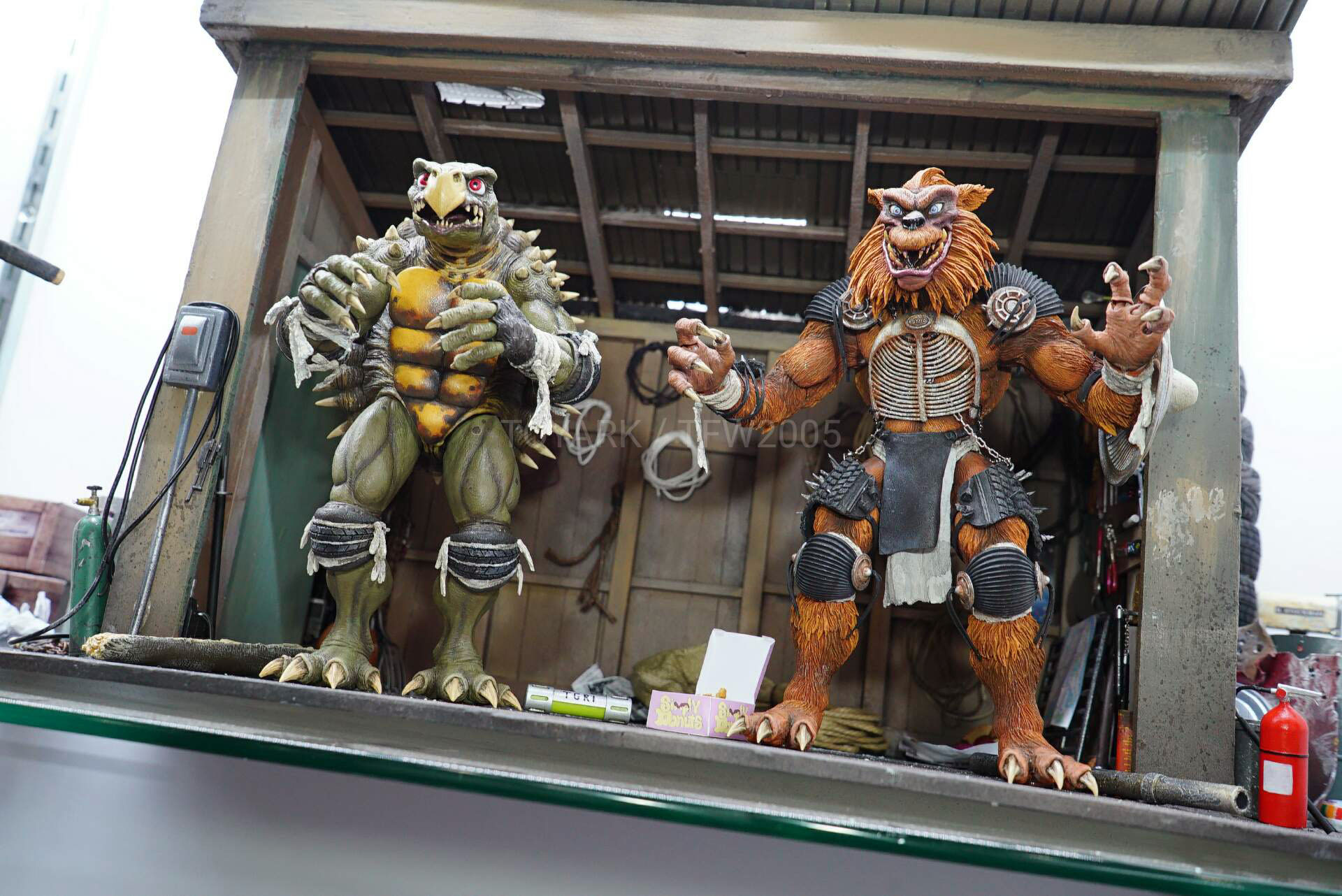 Toy Fair 2020 Neca Teenage Mutant Ninja Turtles Secret Of The Ooze Cartoon And Gam Actionfigurenews Ca Canadian Action Figure News And Discussion