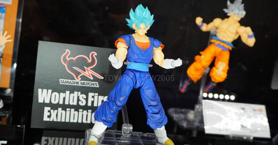 Toy Fair 2020 Tamashii Nations DB 010