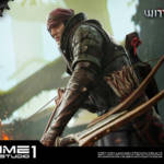 Witcher 2 Iorveth Statue 004