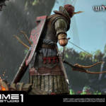 Witcher 2 Iorveth Statue 013