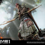 Witcher 2 Iorveth Statue 014