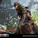 Witcher 2 Iorveth Statue 016