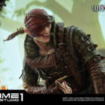 Witcher 2 Iorveth Statue 018