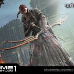 Witcher 2 Iorveth Statue 019