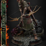 Witcher 2 Iorveth Statue 020