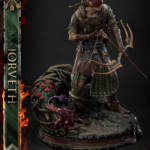Witcher 2 Iorveth Statue 023