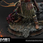 Witcher 2 Iorveth Statue 025