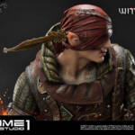 Witcher 2 Iorveth Statue 026