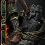 Witcher 2 Iorveth Statue 028