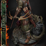 Witcher 2 Iorveth Statue 034