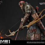 Witcher 2 Iorveth Statue 037