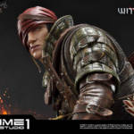 Witcher 2 Iorveth Statue 040